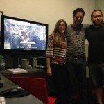 Tiempo Muerto Pelicula -Javier Sanchez Montaje, Vir Valles Coordinadora de Producción Sinema,Victor Postiglione Director