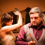 Violencia Madre Victor Postiglione